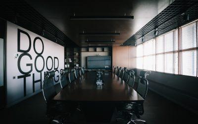 Tendencias para la agenda de los Gobiernos Corporativos el 2021